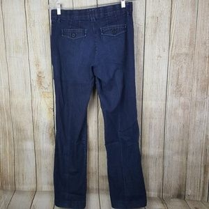Lee Comfort Band Boot Cut Jeans Womens Size 8
